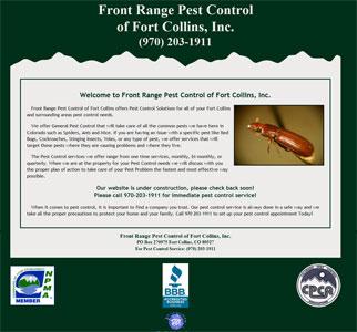Front Range Pest Control