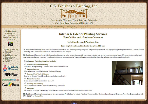 Fort Collins Painting Service
